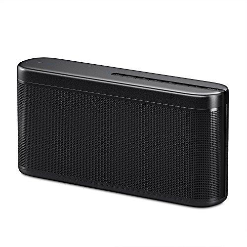 AUKEY bluetoothスピーカー モバイルバッテリー機能付 低音強化 18時間連続再生 iPhone、iPad、Android機器に対応 SK-M33