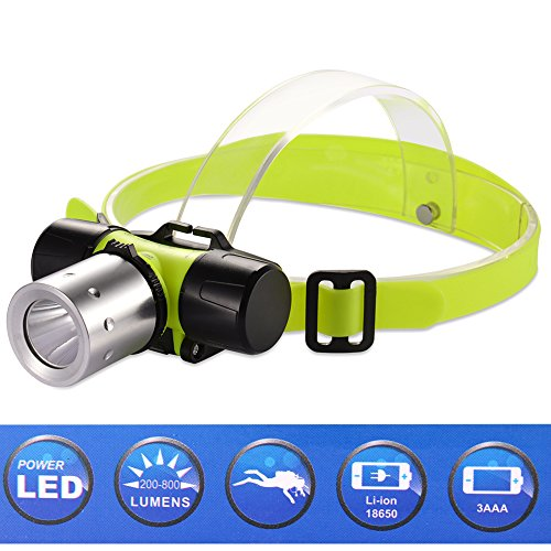 LEDGLE LEDヘッドライト 明るさ900ルーメン 3モード点灯 IP68防水仕様 角度調整可能 キャンプ/防災など適用