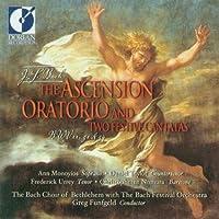 ASCENSION ORATORIO AND TWO FESTIVE CANTATAS (BWV 11, 51 & 34)