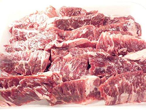 牛ハラミ 焼肉用 さがり スライス 500g 厚切り はらみ