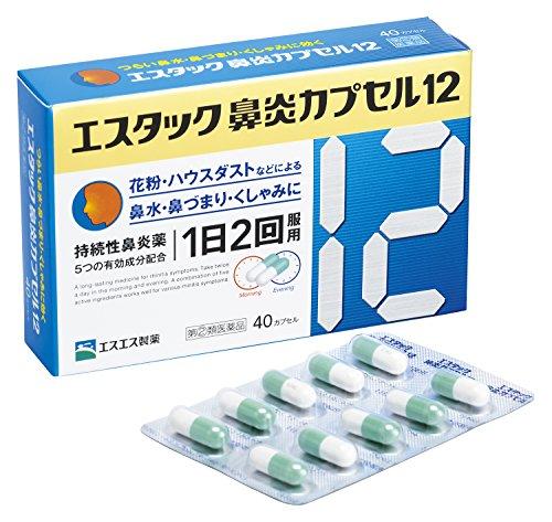 (医薬品画像)エスタック鼻炎カプセル12