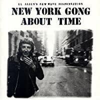 New York Gong /About Time
