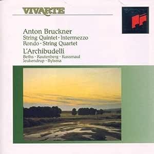 Bruckner;Wks.for String Qua