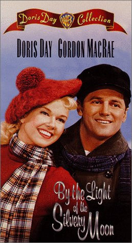 By the Light of the Silvery Moon [VHS] [Import] Doris Day Gordon MacRae Leon Ames Rosemary DeCamp Billy Gray Warner Home Video