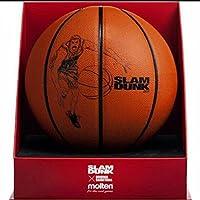 SLUM DUNK X molten バスケットボール & 湘北ユニフォーム桜木