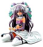 ヒメクリ イメージガール モーダ・ビアンカ ホワイトペイント版 ( PVC 塗装済 完成品 )
