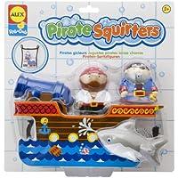 ALEX Toys Rub a Dub Pirate Squirters