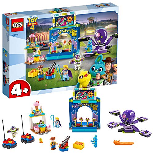 レゴ(LEGO) トイストーリー4 バズ&ウッディのカーニバルマニア 10770 ディズニー