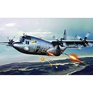 Italeri 1/72 AC-130H Spectre おもちゃ [並行輸入品]