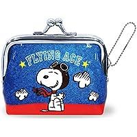 スヌーピー 財布 がま口 フライングエース RM-3937