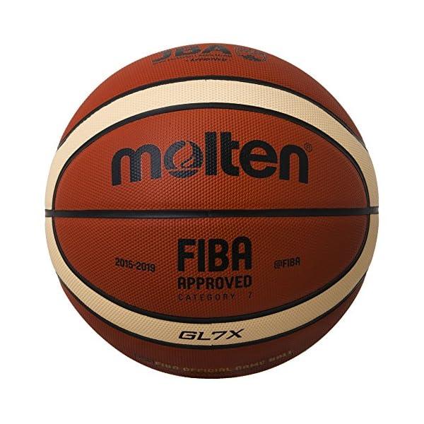 molten(モルテン) バスケットボール GL...の商品画像