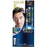 サロンドプロ EXメンズヘアマニキュア 白髪用 7 ナチュラルブラック