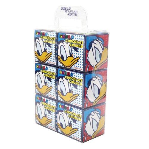 ドナルド・ダック キュービックチョコレートクランチ 6箱セット お菓子 お土産【東京ディズニーリゾート限定】