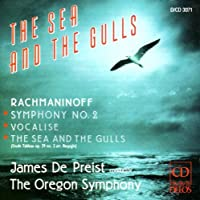 Rachmaninoff: Symphony No. 2 / Vocalise / The Sea and The Gulls
