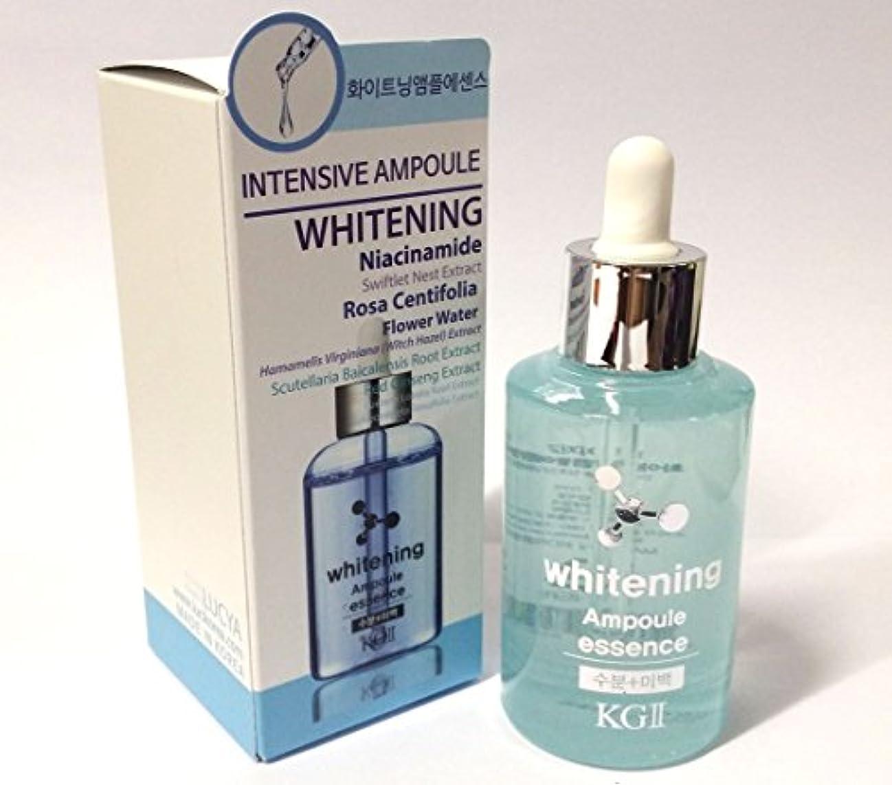 組み込む反論者古い[KG2] インテンシブホワイトニングエンプレスエッセンス50ml/Intensive whitening Ampoule Essence 50ml/湿気、美白/韓国化粧品/moisture, whitening/Korean...