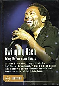 Swinging Bach: Bobby Mcferrin & Guests [DVD] [Import]