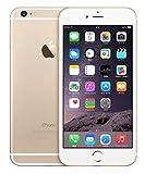 Apple アップル iPhone6 Plus 128GB ゴールド【格安SIM使用可能】 SIMフリー 白ロム アップル社正規整備済み メーカーリファブ品
