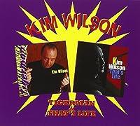 Tigerman & That's Life by KIM WILSON (2013-09-17)