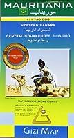 Mauritania Geographical Western Sahara 2018