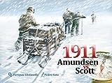 1911 アムンゼン VS スコット 1911 Amundsen vs Scott