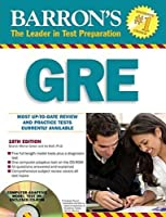 Barron's GRE with CD-ROM (Barron's: The Leader in Test Preparation)