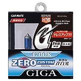 カーメイト 車用 ハロゲン ヘッドライト GIGA ZEROカスタム H16 4700K 280lm BD1620