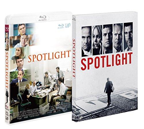 スポットライト 世紀のスクープ[Blu-ray]の詳細を見る
