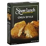 Shorelunch Breading & Batter Mixes SL2