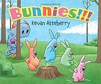 Bunnies!!! Board Book【洋書】 [並行輸入品]