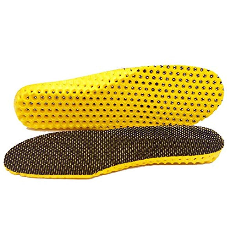 測るタイル中断DeeploveUU スポーツインソール女性男性靴パッドシリコーンダンピングソフトインソール通気性吸収汗登山靴インサート
