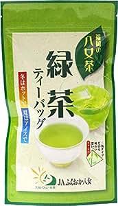 八女産 緑茶 ティーバッグ 75g ( 5g x 15 袋 )