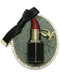 ブローチ 口紅 リップ 指輪 リボン ラグジュアリー KS45004