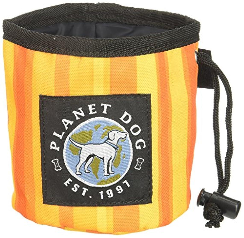 引く郊外震え米国プラネット?ドッグ (Planet Dog) Snack Sack - カラー:Harvest Orange