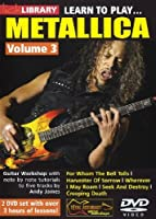 Learn to Play Metallica Vol. 3 (2 Dvd) [Import anglais]