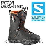 SALOMON(サロモン) スノーボード ブーツ ファクション (FACTION) L38169800 ブラック 27