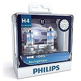 PHILIPS(フィリップス) ヘッドライト ハロゲン バルブ H4 3400K 12V 60/55W レーシングヴィジョン RacingVision 輸入車対応 2個入り? 12342RVS2