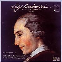 Boccherini: Cello Concertos 3