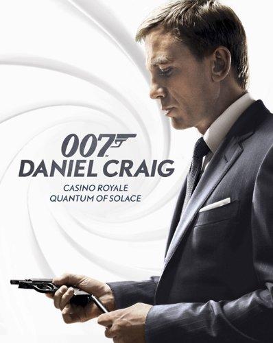 007/ダニエル・クレイグ・ブルーレイ・コレクション(2枚組)...
