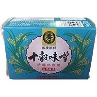 丸秀醤油 国産 十穀味噌 500g