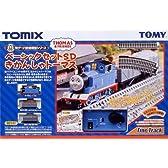 TOMIX Nゲージ  ベーシックセットSDきかんしゃトーマス 90141