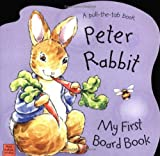 Peter Rabbit's My First Board Book (Potter)