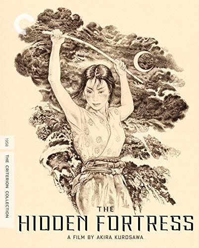 隠し砦の三悪人 Hidden Fortress (Criterion Collection)[Blu-ray] [Import]