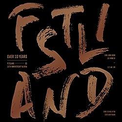 (翻訳付) FTISLAND OVER 10 YEARS 10周年記念アルバム (韓国盤)(初回ポスター 特典付)(ワンオンワン店限定)