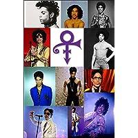 Prince音楽スターポスター32インチx 24インチ/ 17インチx 13インチ 20 inch x 13 inch