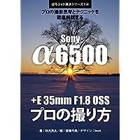 ぼろフォト解決シリーズ114 撮影思考とテクニックを徹底解説する Sony α6500 プロの撮り方: Sony E 35mm F1.8 OSSで撮影