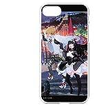 HAKUBA キャラモード インフィニット・デンドログラム キービジュアルA2 iPhone8 / iPhone7 専用ケース 4.7インチ対応(iPhone 8 / 7) ストラップホール付 安心の日本製 4977187133578