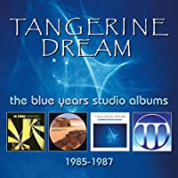 The Blue Years Studio Albums 1985-1987: 4CD Remastered Clamshell Boxset Edition