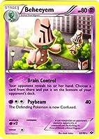Pokemon–Beheeyem ( 62/ 99)–Pokemon Promos