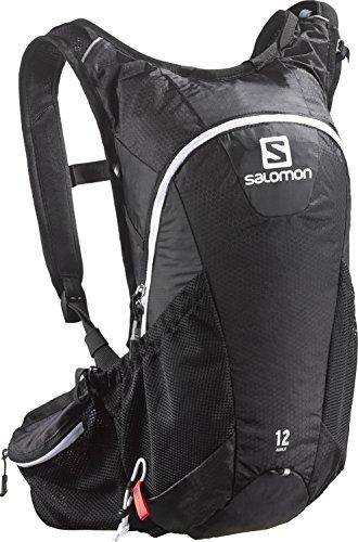 サロモン salomon AGILE2 12 SET L37375100 BLACK/IRON/White (ブラック)