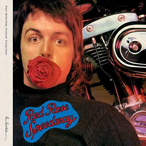 RED ROSE SPEEDWAY [12 inch Analog]
